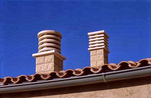 El arte de la estrategia: las chimeneas de los cuarteles ...