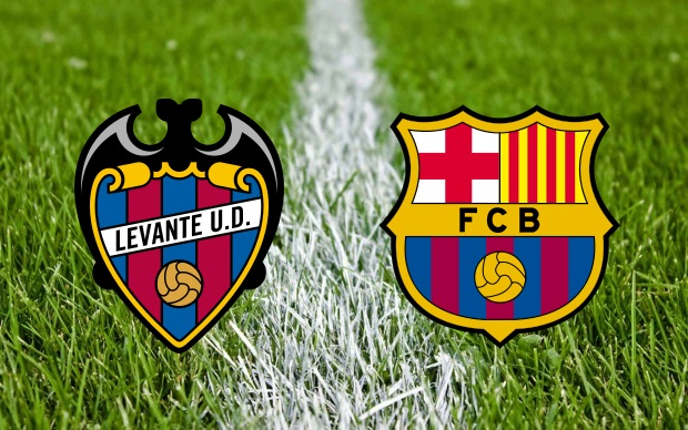 Levante vs Barcelona Full Match And Highlights 13 May 2018