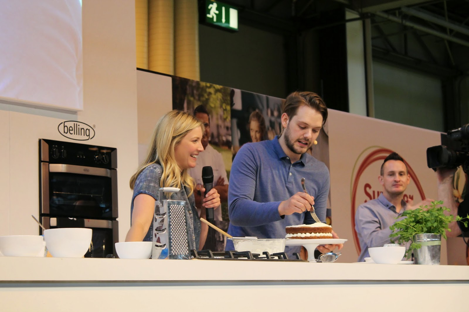 BBC Good Food Show Summer - NEC Birmingham - John Whaite
