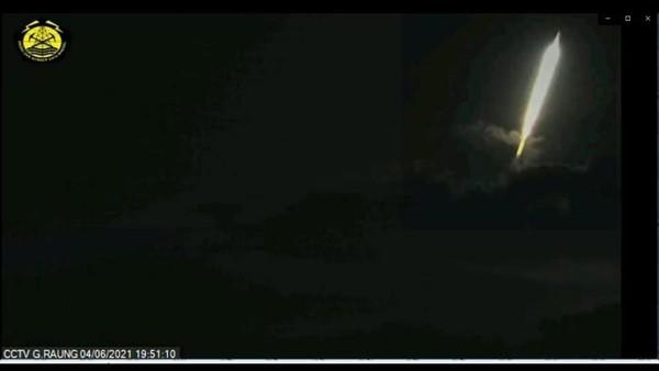 Lapan Sebut Kilatan Cahaya di Gunung Raung Itu Meteor, Tapi...