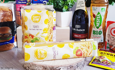 "Unboxing DegustaBox ""Comme un Chef"" happy bio"