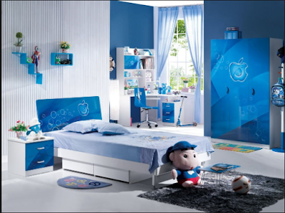 Inspirasi Rumah Nuansa Biru Terbaru 5