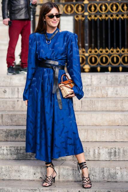 Модные образы яркой одежды 4