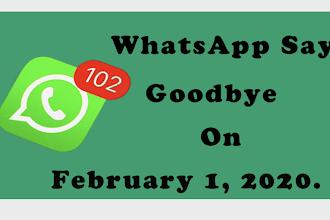 Addio WhatsApp: ecco gli smartphone su cui non si potrà più usare dal 1 Febbraio
