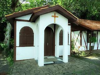 Capela, na Vila Germânica, em Igrejinha