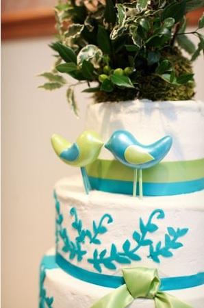 Laura Bird Cakes Weddings