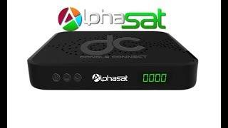Atualização Alphasat DC V10.04.27.S55