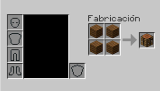 How to make a craft table in Minecraft, read here