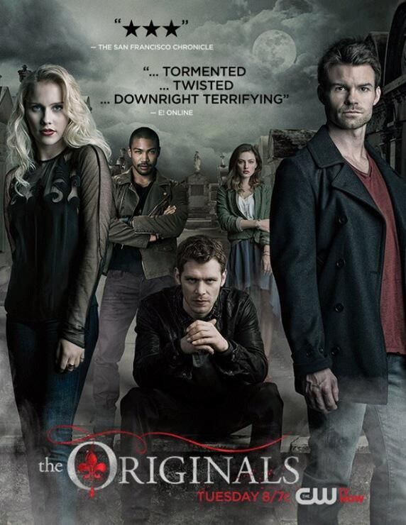The Originals Serie Completa 1080p Dual Latino/Ingles