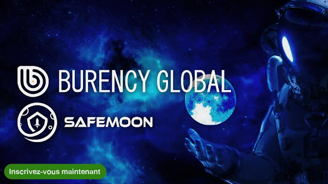 SafeMoon sera listé dans Burency (BUY) ICO Rating, Burency Reviews