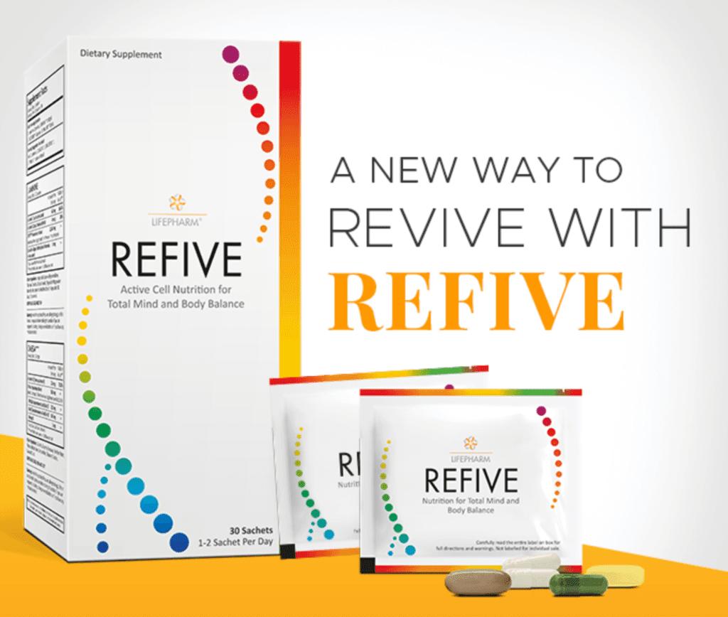 ReFive - revitalizeaza