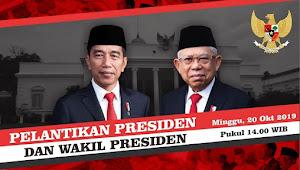Ada Apa Rakyat Tak Menyambut Antusias Pelantikan Jokowi-Ma`ruf?