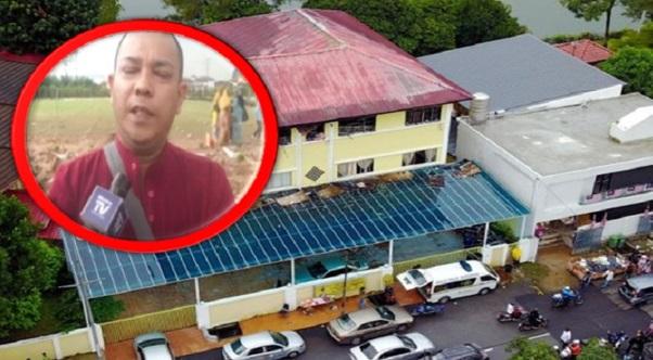 """""""Hukuman Mati Bukan Jalan Terbaik"""" Ini Luahan Seorang Bapa Mangsa Kebakaran Pusat Tahfiz Buat Ramai SEBAK !!!"""