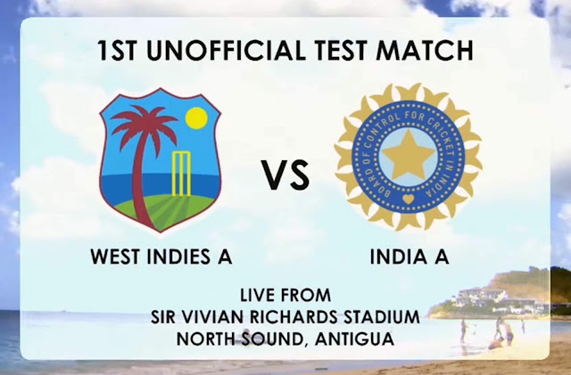 West Indies A vs India A - Match Highlights | 1st Test - Day 4 | India A Tour of West Indies