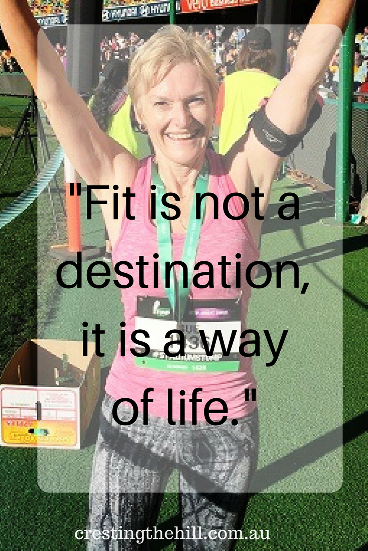 National Women's Health & Fitness Day - Fit is not a destination, it is a way of life.