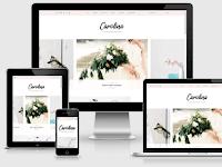 Carolina - Responsive Minimal Blogger Template