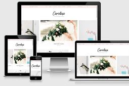 Carolina Responsive Minimal Blogger Template Free Download