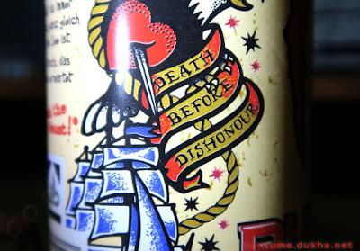 Monster Energy Pacific Punch - умри, но не потеряй чести и достоинства!