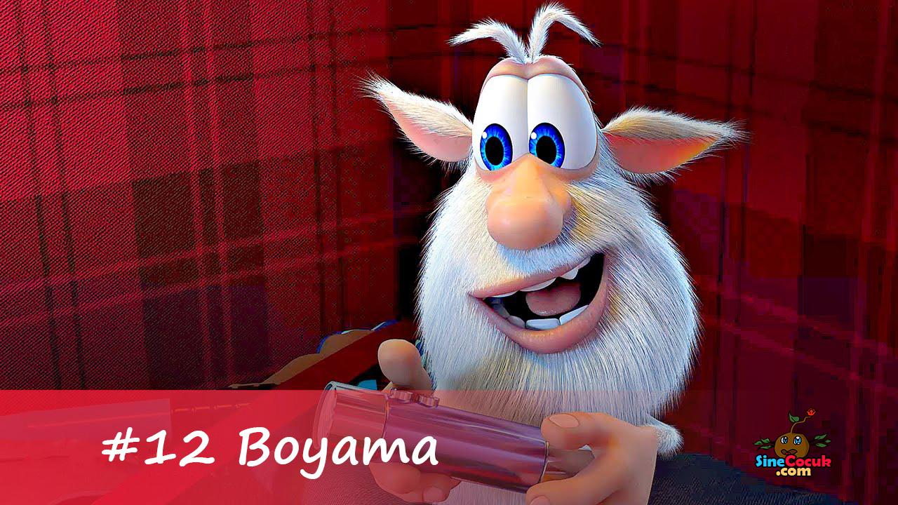Booba: 12.Bölüm - Boyama izle
