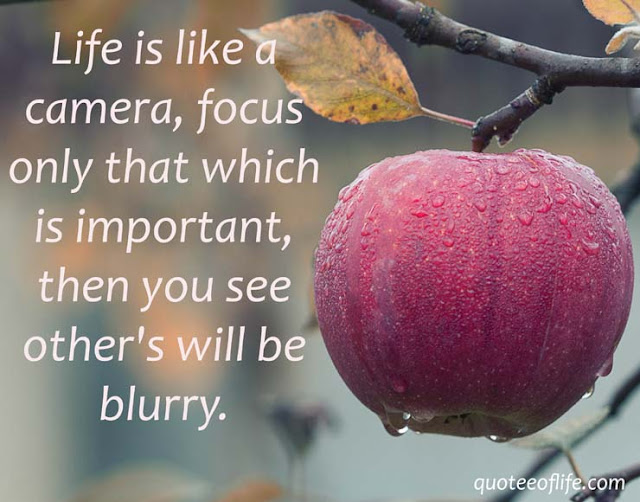 Life Attitude Quotes with photo- Quotes of life