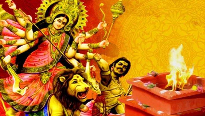 NAVATRI CELEBRATION  नवरात्रि उत्सव 2021 : 9 देवी, 9 मंत्र, 9 उपाय और 9 पौराणिक तथ्य