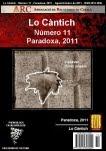 Lo Càntich - Número 11 - Paradoxa, 2011