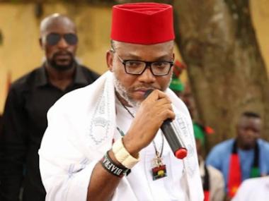 Biafra: ESN after bandits, terrorists not security operatives – Nnamdi Kanu