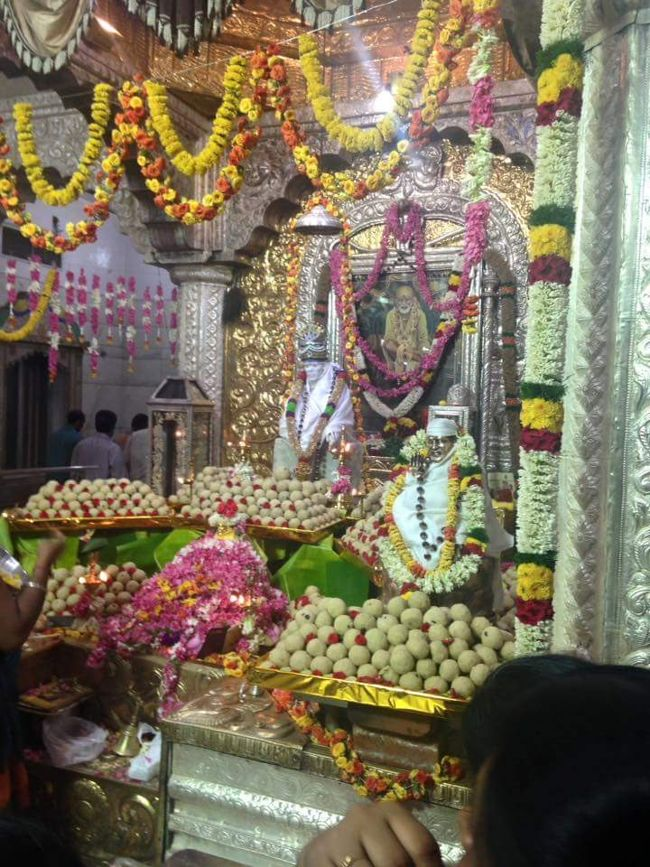Main Deity Sri Naga Sai
