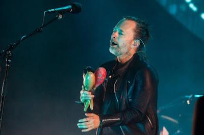 Radiohead se volvió a presentar en la Argentina.