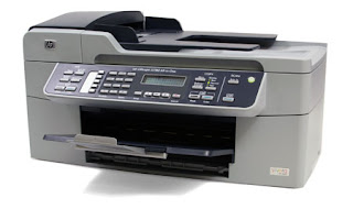 HP Officejet J5780 All-in-One Printer Full Feature Drivers and Software