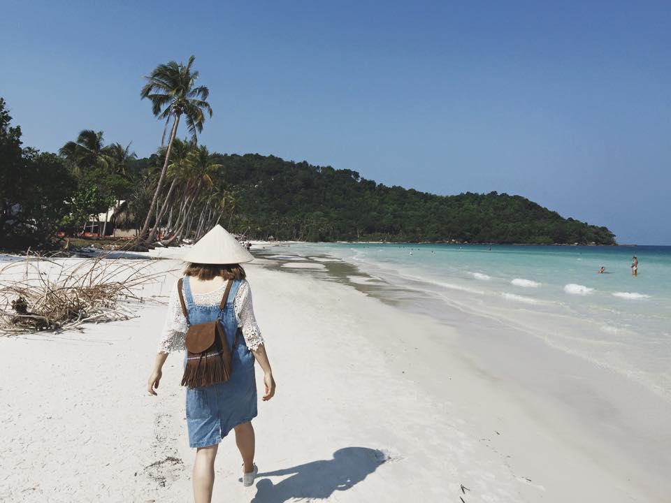 Bai Sao Beach - Phu Quoc best beach