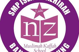 Lowongan Kerja Guru SMP ISLAM NAZHIRAH