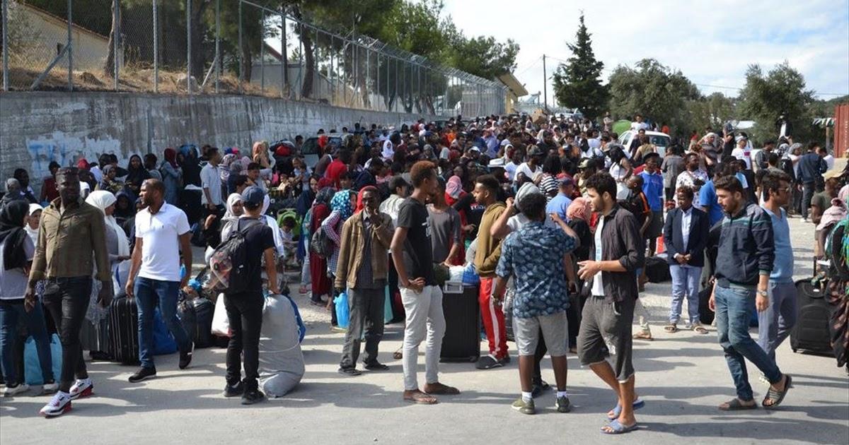 Φρίκη στα Οινόφυτα: Μετανάστης κρεμάστηκε από δέντρο στη δομή μεταναστών