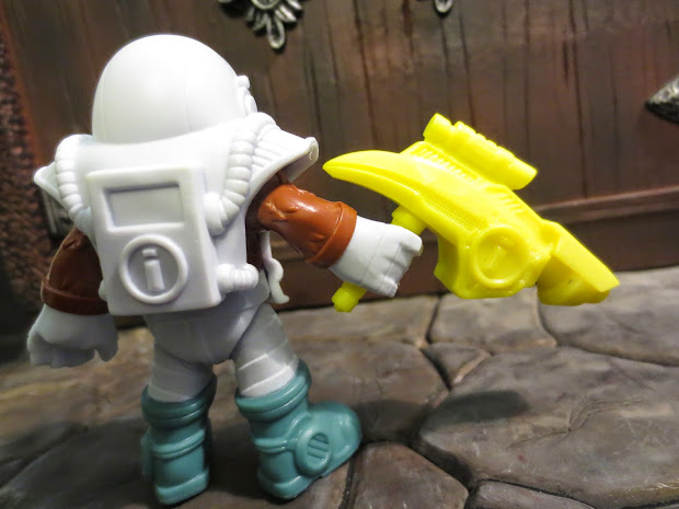 Action Figure Barbecue Space