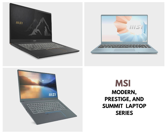 MSI Launches New Laptops for Business Professionals in the Philippines