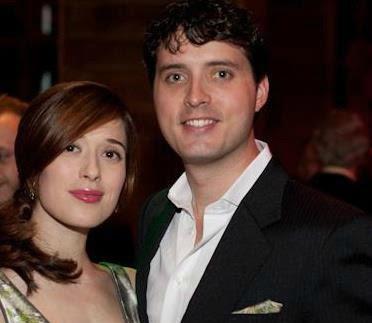 Eli Kay Oliphant with his wife Marina