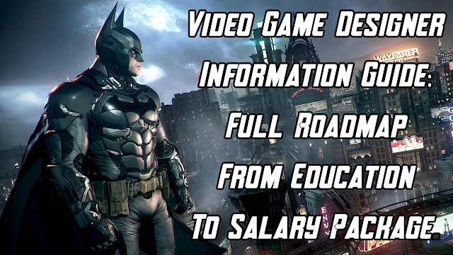 Video Game Designer Information Guide Full Roadmap From Education To Salary Package,Creative Graphic Design Creative A Logo Images