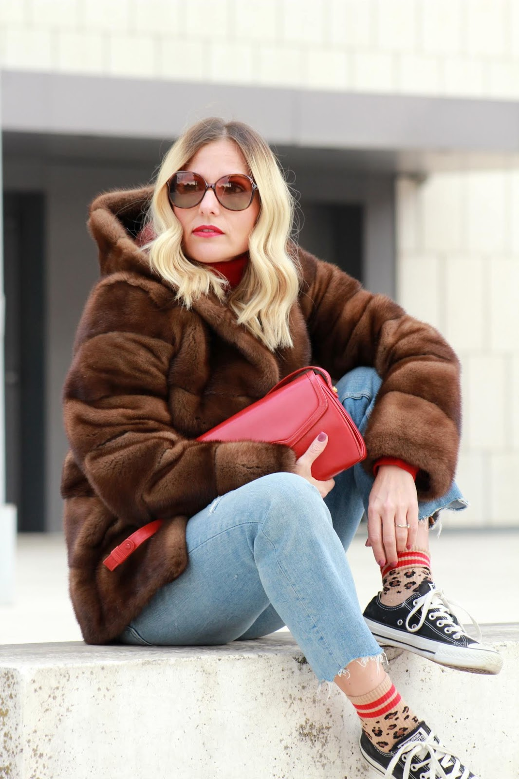 Eniwhere Fashion - Vintage Contemporaneo - Fur
