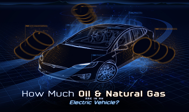 How Much Oil is in an Electric Vehicle