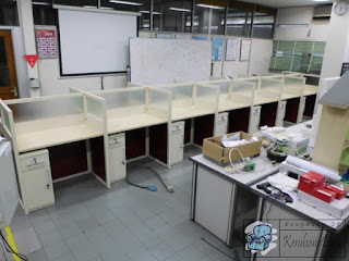 Knockdown Table Cubicle Workstation Maker In Central Of Java ( Furniture Semarang )