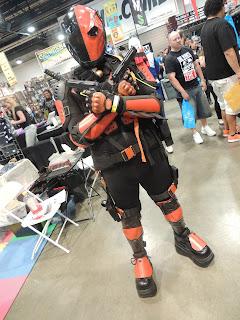 dead shot cosplay