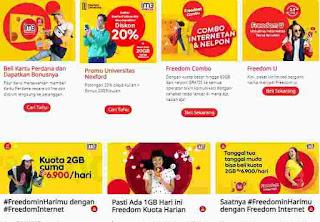 Paket Indosat