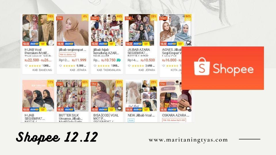 Shopee promo 12.12