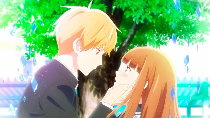 Amar y ser amado. Dejar y ser dejado (Omoi, Omoware, Furi, Furare) anime film