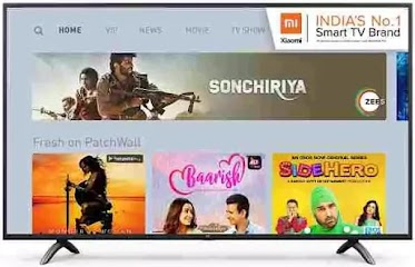 Best smart TV in India 55 inch