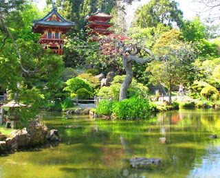 Tourism golden gate park - Japanese tea garden san francisco ...