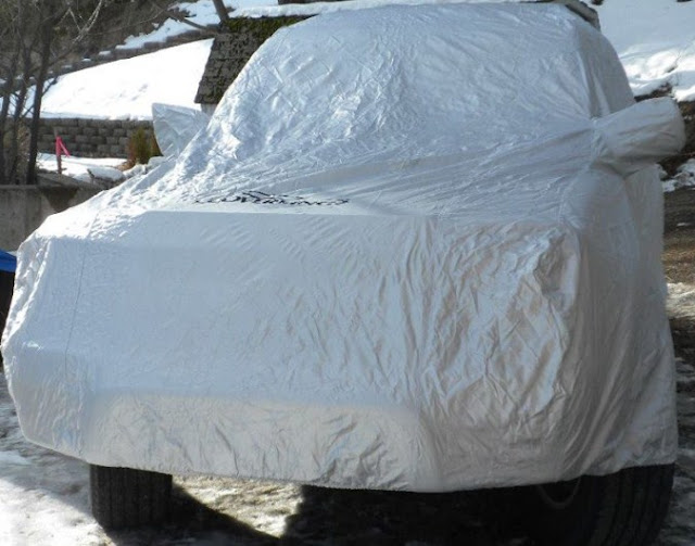 silverguard plus car cover