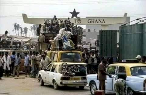 Ghana Must Go: A Historical Reminder of How Nigerians Treated Fellow Africans in the 1980s?