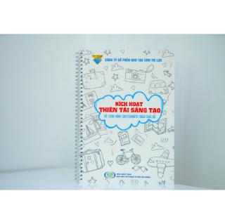 SÁCH KÍCH HOẠT THIÊN TÀI SÁNG TẠO ebook PDF EPUB AWZ3 PRC MOBI