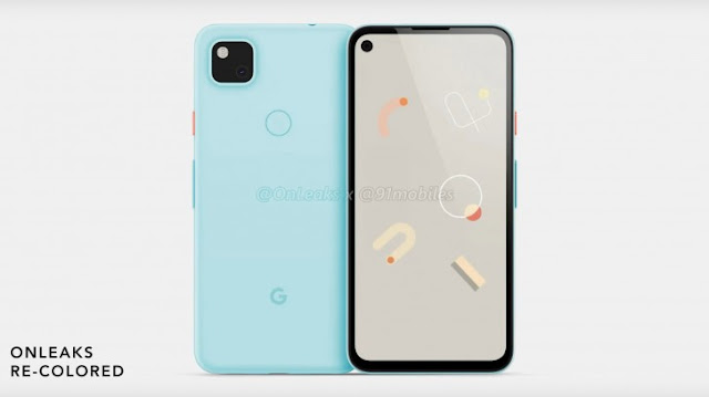 Google Pixel 4a this year, which we hope will improve in fact, some elements of Review New Phone Google Pixel 4 standard with providing more palatable price. Here's what the rumor mill so far.